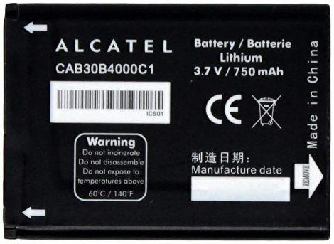 Akku, Alcatel CAB30B4000C1 OT 255, OT 600 (GB) Használt