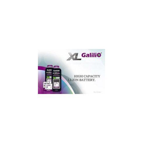 Galilio Akkumulátor 1600 mAh Li-ion (BlackBerry D-X1 Kompatibilis)