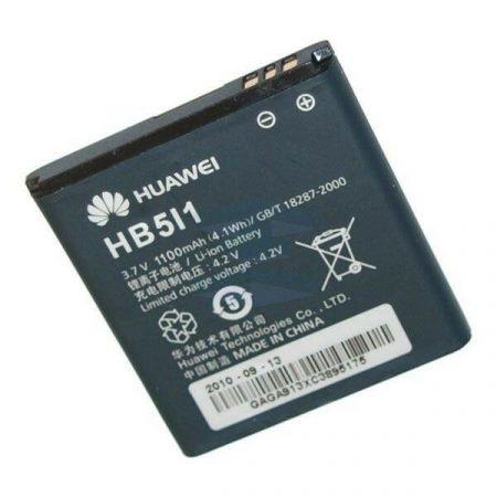 Akku, Huawei HB5I1 U8350 Boulder (GB) Használt gyári csomagolás nélküli