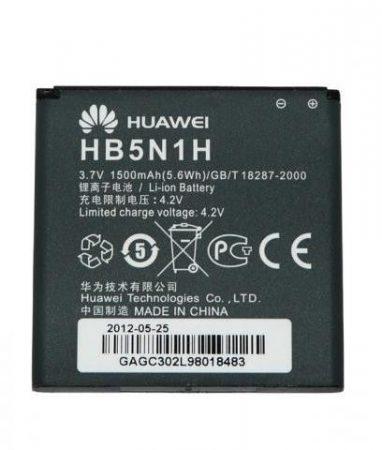 Akku, Huawei HB5N1H Ascend G300,Y330 (GB) Használt gyári csomagolás nélküli