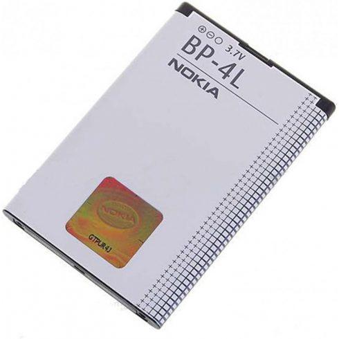 Nokia BP-4L gyári akkumulátor új csomagolás nélküli