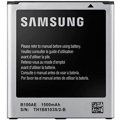Samsung EB-B100AE (Galaxy Ace 3 3G (GT-S7270)) 1500mAh Li-ion akku, gyári csomagolás nélkül