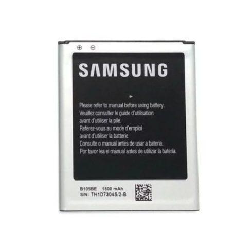 Samsung B105BE (Galaxy Ace 3 LTE (GT-S7275)) 1800mAh Li-ion akku, NFC, gyári csomagolás nélkül