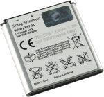 Sony Ericsson Li-Polymer 930 mAh BST-38  Csomagolás nélküli gyári akkumulátor