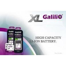 Galilio Akkumulátor 1100 mAh Li-ion (Sony Ericsson BST-39 Kompatibilis)