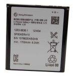 Sony SP50KERA10 Li-Polymer akkumulátor, 1700 mAh gyári csomagolás nélküli