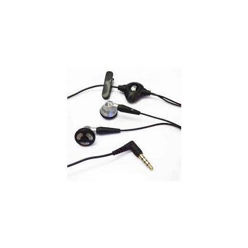 BlackBerry HDW-14322-001 (fekete) 3,5mm