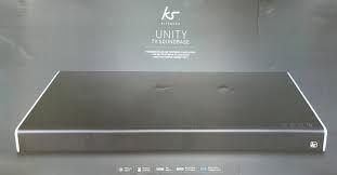 Kitsound Unity TV Soundbase 100W