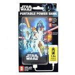 Külső akkumulátor, Star Wars 4000mAh + micro USB adatkábel