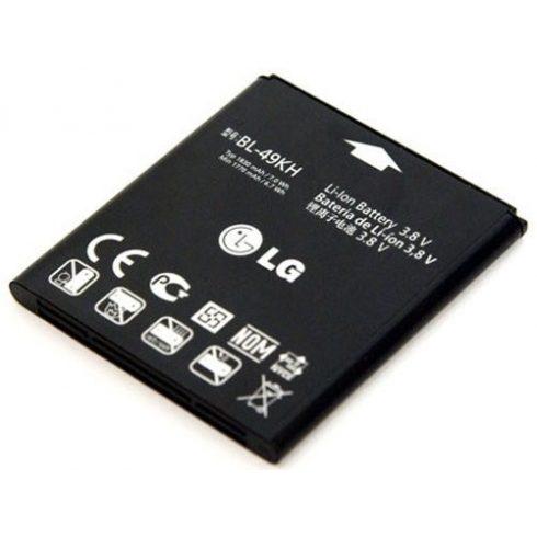 LG BL-49KH akkumulátor Li-ion 1830mAh P936 Optimus TrueHD LTE SW