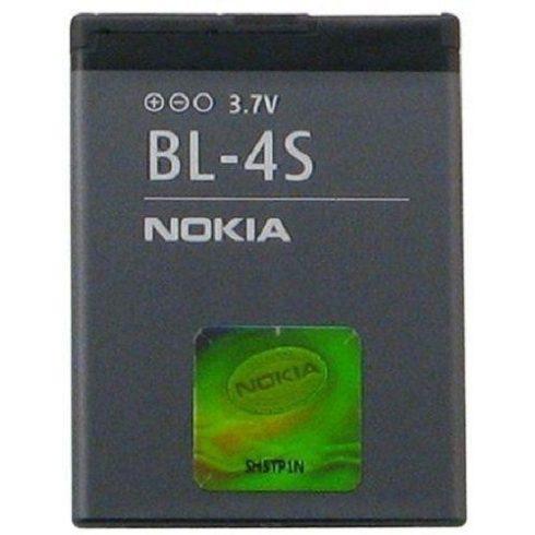 Nokia BL-4S akkumulátor Li-ion 860mAh gyári