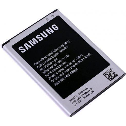 Samsung EB-B500AE akkumulátor Li-ion 1900mAh gyári Galaxy S4 Mini i9190