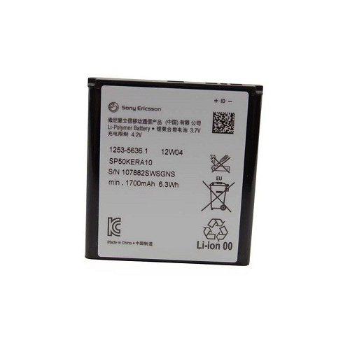 Sony SP50KERA10 akkumulátor Li-polymer 1700mAh Xperia S gyári