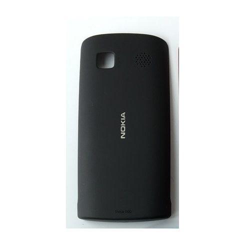 Akkufedél, Nokia 500 (fekete) /gy/
