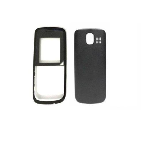 Előlap, Nokia 113 elő+akkuf (fekete)