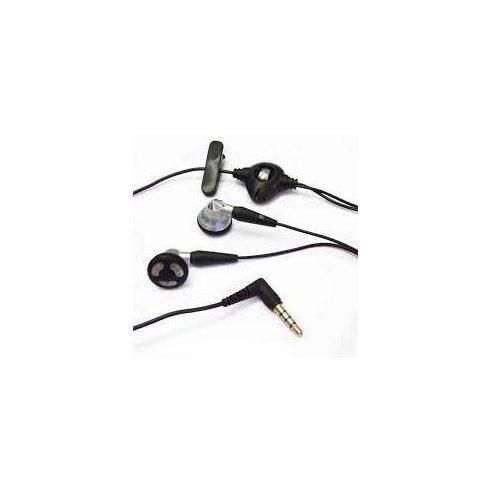 BlackBerry HDW-14322-001 3,5mm headset fekete
