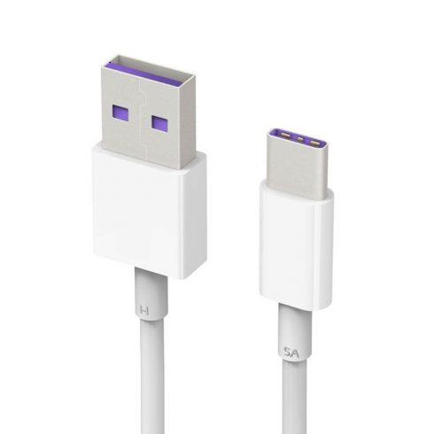 Huawei HL1289 USB 3.1 - Type-C adatkábel, fehér